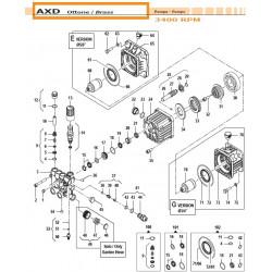 Injector Body Ø2 - M22x1,5...