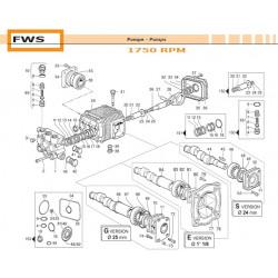 Pump Crankcase  FWS...