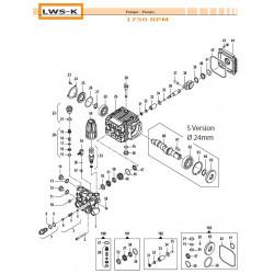 Valve Kit  LWS-K 50250011...