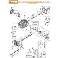 Complete Valve Kit   50250076 Comet