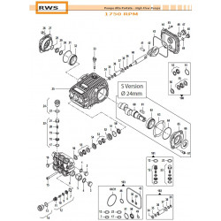 Delivery Valve Cage...