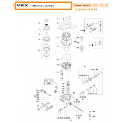 Pump Crankcase   04030150...