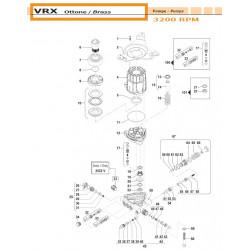 Valve Rod Kit   00150192 Comet