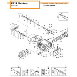Pump Crankcase   04030350...