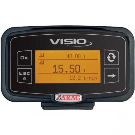 Wyświetlacz VISIO ARAG - Wizualny wskaźnik pomiaru przepływu