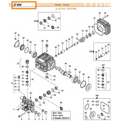 Easy Start Kit  ZW 50330010 Comet