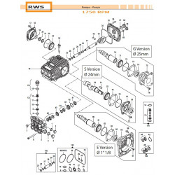 Oil Level Plug G1/2 RWS...