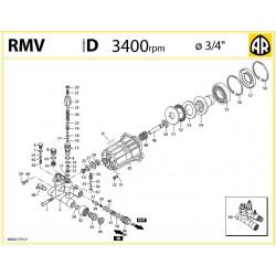 Lock  2840050 RMV_D_A Annovi Reverberi