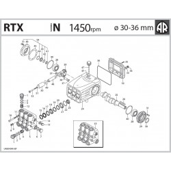 Shim 0.10 mm  3660270 RTX...