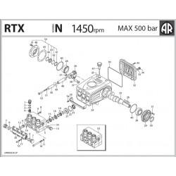 Sealing system  2820400 RTX...