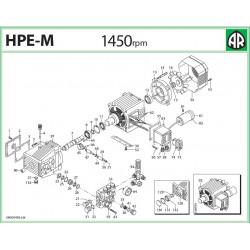Complete valve  20821 HPE-M...