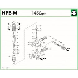 2Zawór regulacyjny Mini Matic 4/B 20821 HPE-M Annovi Reverberi