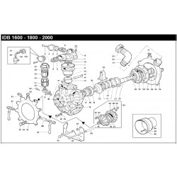 OIL SEAL PUMP IDB 1600 -...