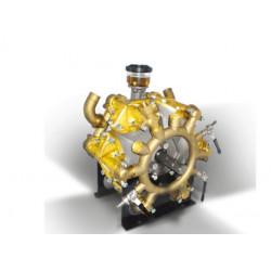 Pump UDOR BETA 240 TS 2C