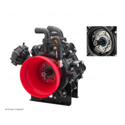 AR 250 Annovi Reverberi BLUEFLEX piston diaphragm pump