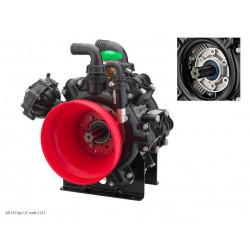 AR 215 Annovi Reverberi piston diaphragm pump