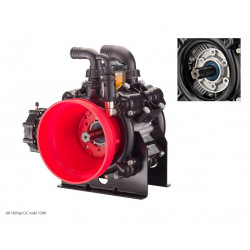AR 160 Annovi Reverberi piston diaphragm pump 20bar