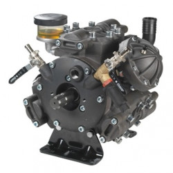 High pressure piston diaphragm pump Comet APS 121