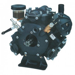 High pressure piston diaphragm pump Comet APS 101