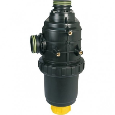 Suction filter 200-260 l/min T7 with valve, ARAG
