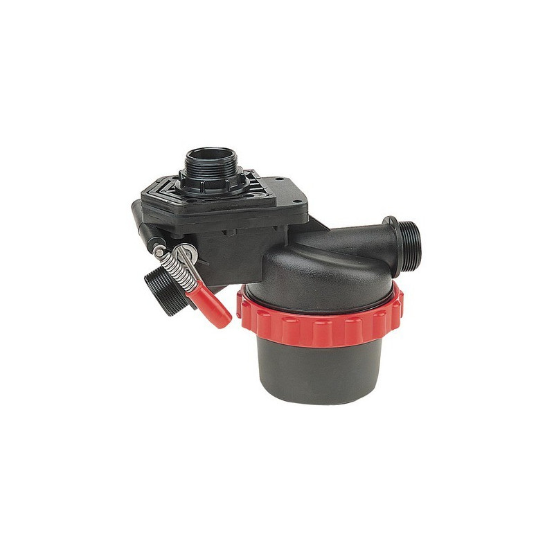 Filtr ssący 3-drożny 80-120 l/min, ARAG