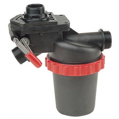 Filtr ssący 3-drożny 100-160 l/min, ARAG