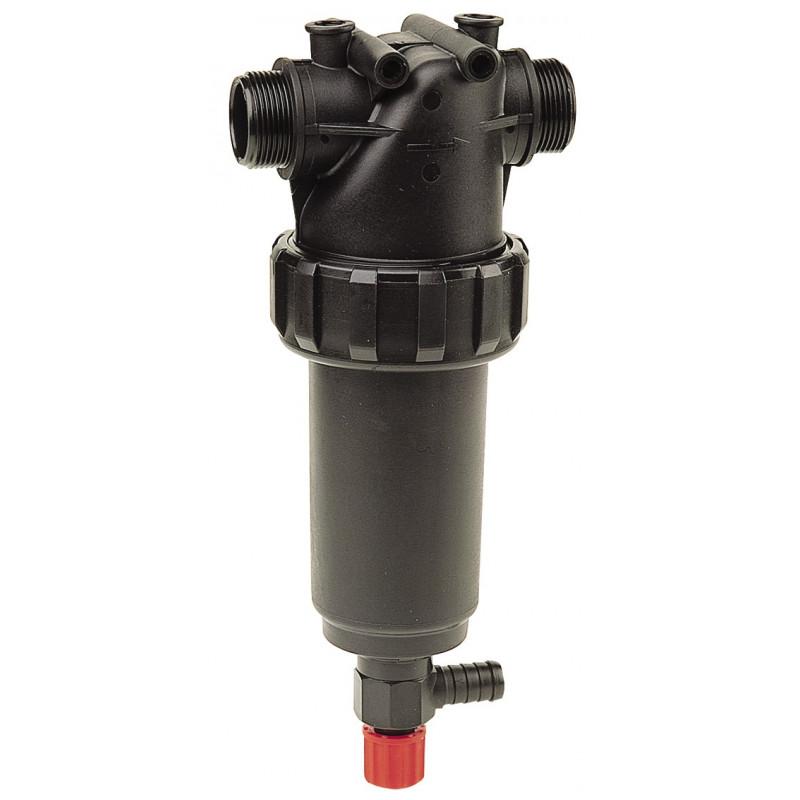 """Filtr ciśnieniowy samoczyszczący 200-280 l/min 1 1/4""""M, ARAG"""