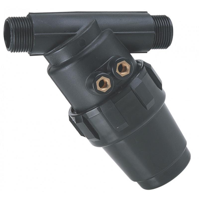 Filtr ciśnieniowy ukośny 1/2″M, ARAG
