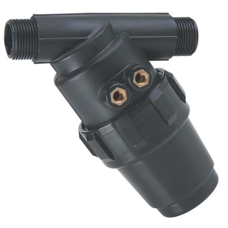 Line pressure diagonal filter 1/2″M, ARAG