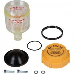 Bertolini POLY 2180 pump oil filler