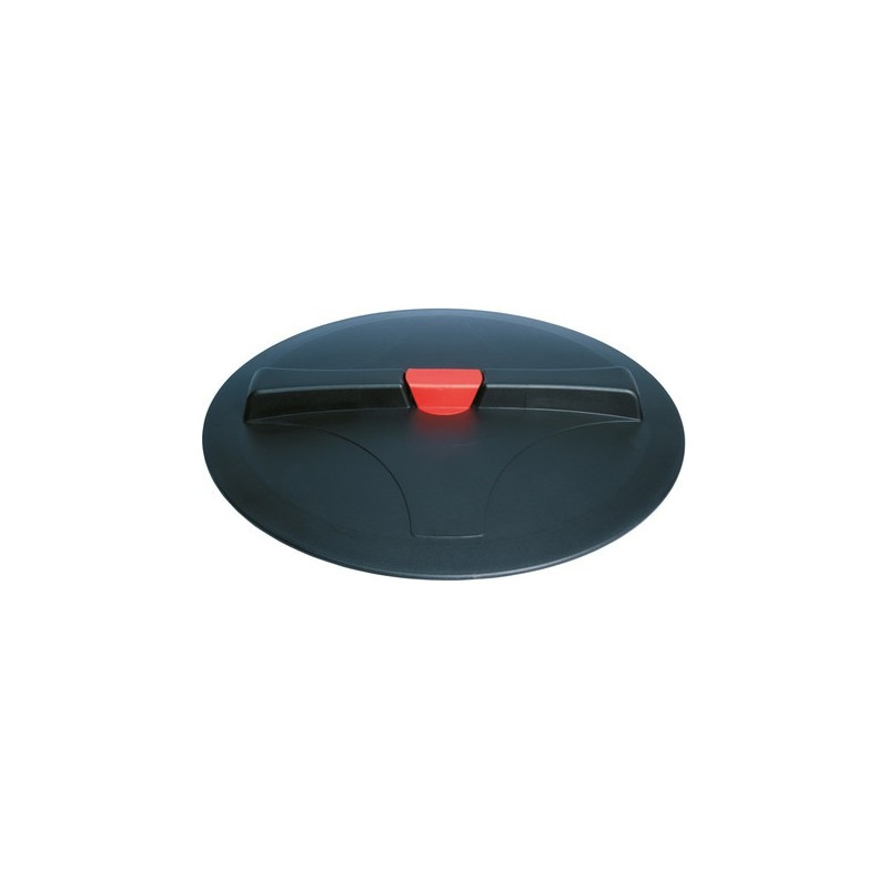 GHIBLI closed lid, top fixing, ARAG