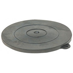 Rubber closed lid, ARAG