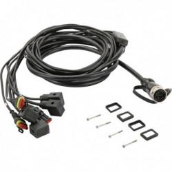 Kabel podłączenia Bravo 180 2TB 40bar