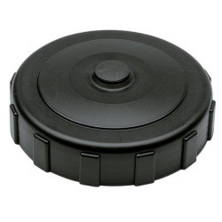 Closed lid with diaphragm breather valve D.122, ARAG