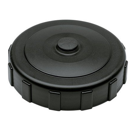 Closed lid with diaphragm breather valve, D.122, ARAG