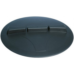 """Smooth-line 2"" closed lid, ARAG"
