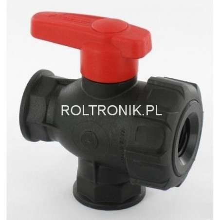 3-way ball valve 1/2″, ARAG