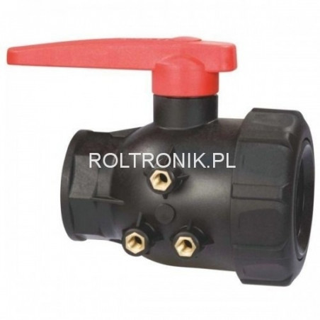 2-way ball valves 2″, ARAG