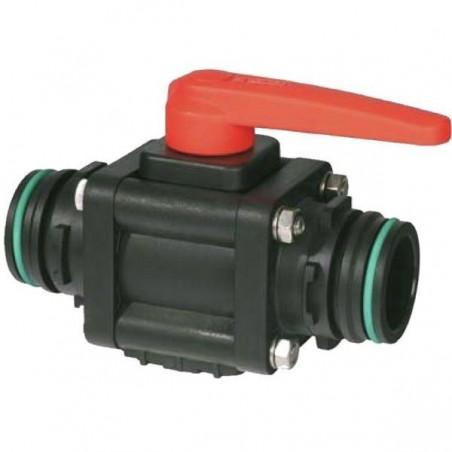 2-way ball valves T6 12bar, 453, ARAG