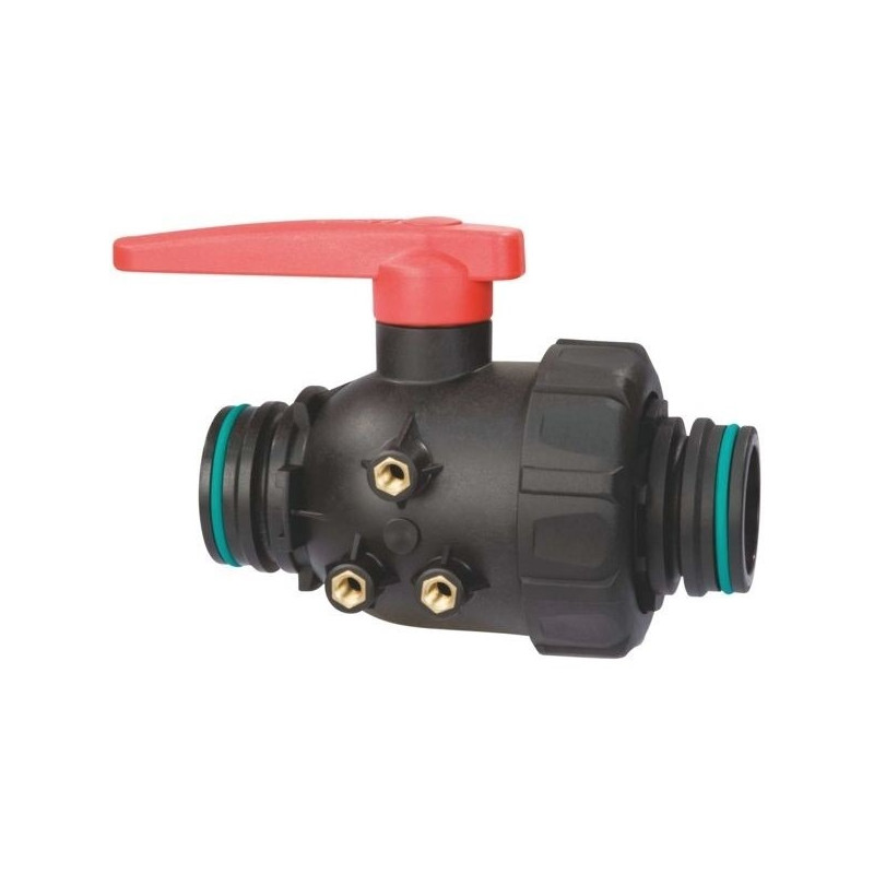 2-way ball valves T6, ARAG