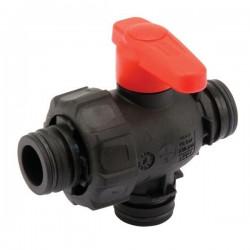 3-way ball valve T3, ARAG