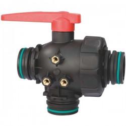 3-way ball valve T6, ARAG