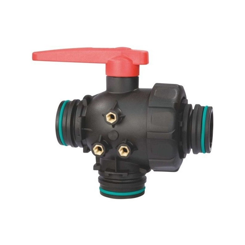 3-way ball valve T7, ARAG