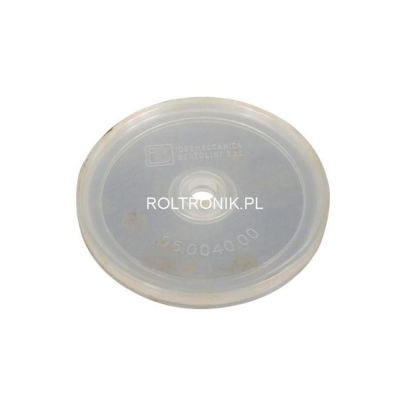 Bertolini PAS Poly pump membrane 2073, 2100 Desmopan
