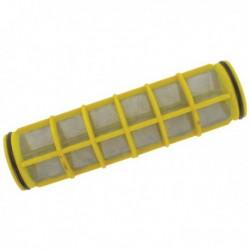 Pressure filter insert  58x210, 80-mesh ARAG