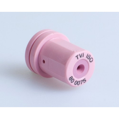 Air induction hollow cone spray nozzle TVI ALBUZ