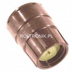 Flow stop air valve