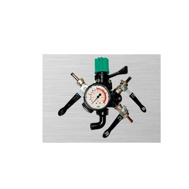 Regulator ciśnienia DS, zawór regulacyjny DS UDOR