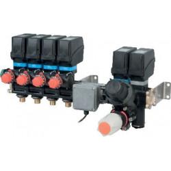 Rozdzielacz elektryczny sadowniczy 2-4sekcje 20-40bar ARAG