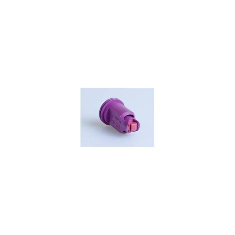 Rozpylacz eżektorowy dwustrumieniowy CVI TWIN ALBUZ